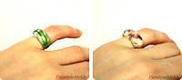 Силиконовый молд для кольца (15,5)