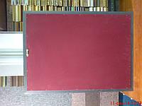 Оклейка задника рамки бархатом., фото 1