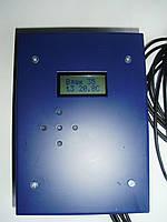 Терморегулятор для инкубатора с управлением влажностью и  резервным питанием 12В