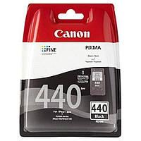 Картридж струменевий Canon PG-440Bk чорний