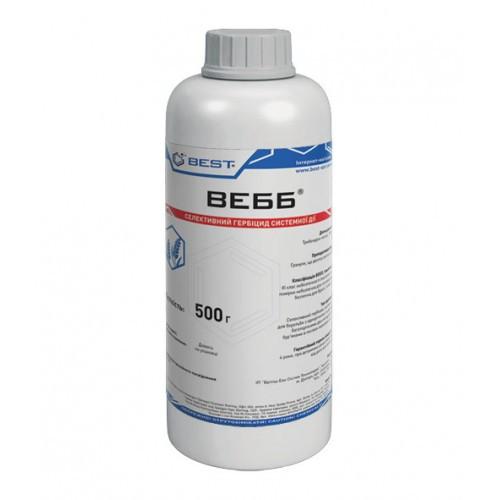 Гербицид Вебб (аналог Гранстар про) трибенурон-метил 750  г/кг. компании БЕСТ (BEST)