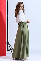 Пышная юбка в пол, фото 3