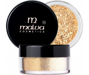 Пигмент рассыпчатый Dramatic chrome Malva M491 Цвет 9