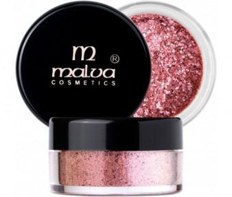 Пигмент рассыпчатый Dramatic chrome Malva M491 № 10