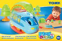 Игрушка Моя первая железная дорога
