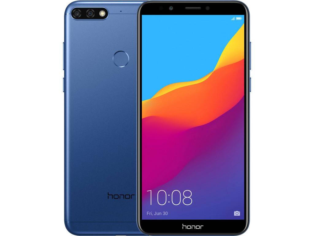 Honor 7C Pro (LND-L29) 3/32 GB Blue Global Version Смартфон