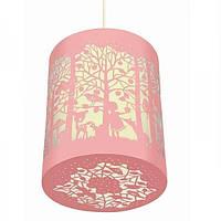 Абажур для потолочных светильников В лесу