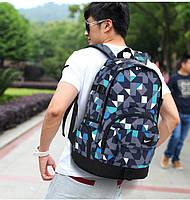Универсальный рюкзак. Спортивний рюкзак. Модный  рюкзак.  Рюкзаки унисекс. Код: КРСК75, фото 1