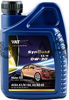 VatOil SynGold LL-II 0W-30 моторное масло, 1 л (50003)