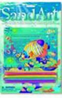 Набор для творчества - песчаная картинка , рыбка