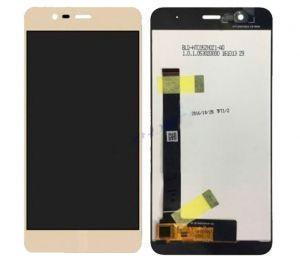 Дисплей Asus ZenFone 3 Max 5.5 (ZC553KL) тачскрином золото