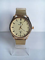 Чоловічі наручні годинники Rolex (Ролекс), золотистий колір ( код: IBW187Y )