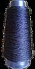 Нитка капрон Конус чорна (В-19)