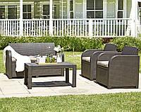 """Комплект мебели  """"BELTOF"""" для отдыха на улице. Садовая мебель"""