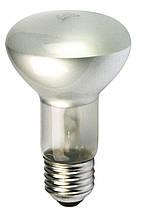 Лампа рефлекторная  R-63 60W матовая