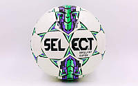 Мяч футбольный №4 PU ламинированный BRILLANT SUPER ST-8259