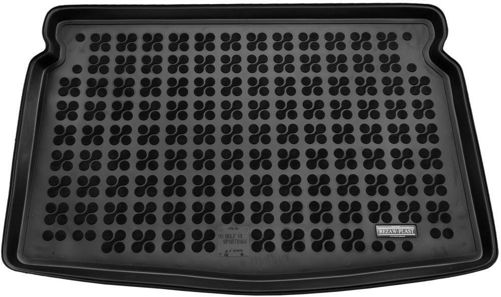 Ковер багажника Volkswagen Golf Sportsvan 2014 - (верхний) Rezaw-Plast 231870