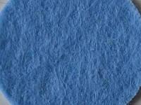 Фетр 326 голубой 40х50 см толщина 3 мм