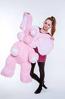 """Мягкая игрушка """"Розовый слон"""" 120 см"""