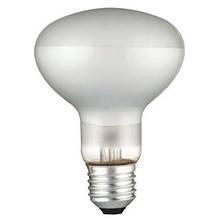 Лампа рефлекторная  R-80 75W матовая