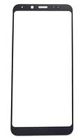Стекло (для ремонта дисплея) Xiaomi Redmi Note 5, цвет черный