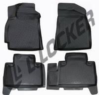 Коврики для салона авто Geely GX7 L.Locker Джили