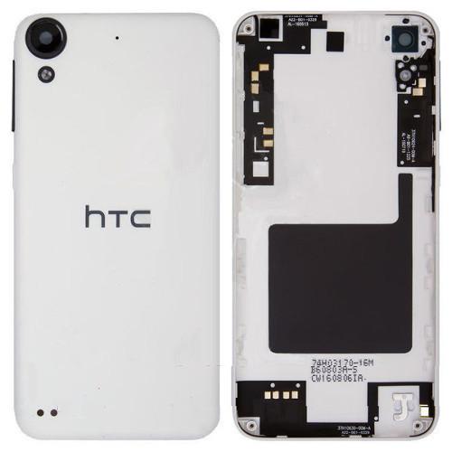 Задня панель корпусу для смартфону HTC Desire 530, біла