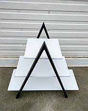 Стойка-подставка Треугольник, фото 2