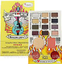 Палетка для макияжа лица In theBalm Jovi Rockstar  (тени, румяна, хайлатер, блеск для губ)