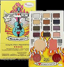 Палетка для макіяжу обличчя In theBalm Jovi Rockstar (тіні, рум'яна, хайлатер, блиск для губ)