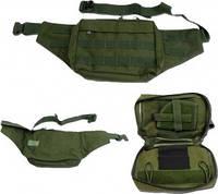 Сумка для пистолета олива Mil-Tec, фото 1