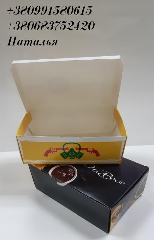Упаковка Чикен Бокс 140х90х48