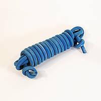 Жгут резиновый трубчатый спортивный ( резина, d-16 мм, I-600 см, синий ) tr.blue16
