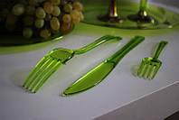 Набор ножей небьющихся для детского праздника детского дня рождения выпускного утренника CFP 12шт/уп 200мм