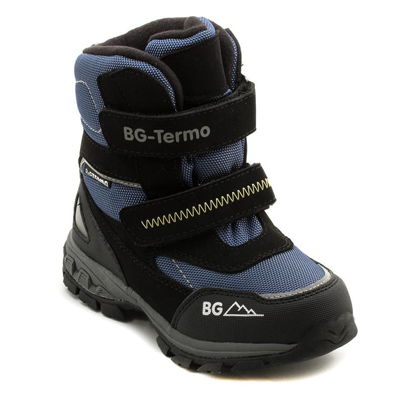 31bf9e47cadbb1 Термо ботинки/сапоги для мальчика B&G HL197-913.30-35, цена 1 375 ...