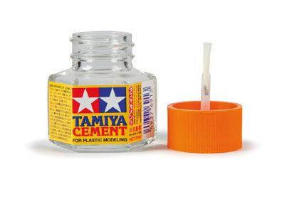 Клей для пластиковых моделей (20мл.) Tamiya 87012