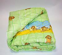 Одеяло детское ткань бязь, с подушкой