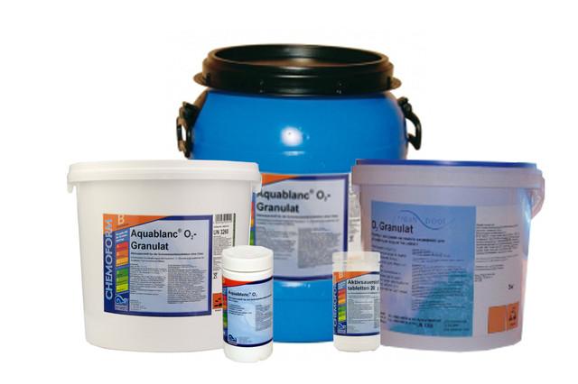 Средства для дезинфекции без хлора (на основе активного кислорода) Fresh Pool