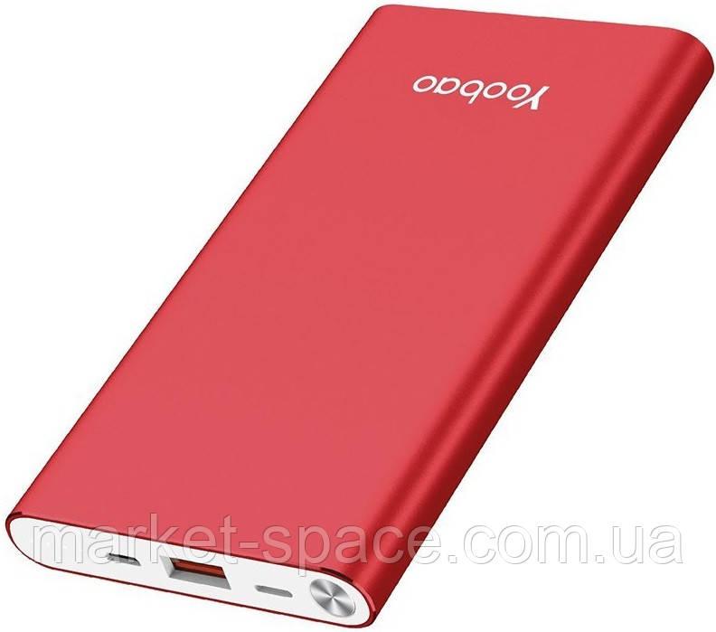 Портативное зарядное устройство Power Bank повер банк Yoobao A1 Lithium Polymer 10000 mAh