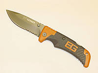Нож Gerber Bear Grylls SCOUT serreted, фото 1