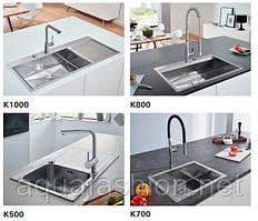 Кухонные мойки Grohe. Немецкое качество и выгодные наборы