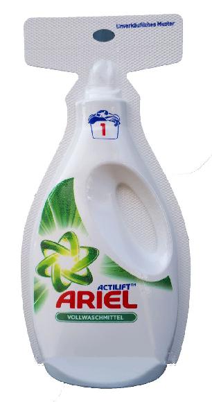 Ariel гель для стирки универсальный (100 мл.-1 ст.)