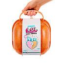 Игровой набор с куклами L.O.L. -  СЕРДЦЕ-СЮРПРИЗ (в оранжевом кейсе), фото 2