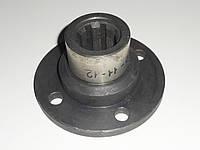 30D-11-12 Выходной фланец гидротрансформатора YJ315 на погрузчик FL936F LW300F ZL30G ML333R ZL20 XZ636 CDM833 , фото 1