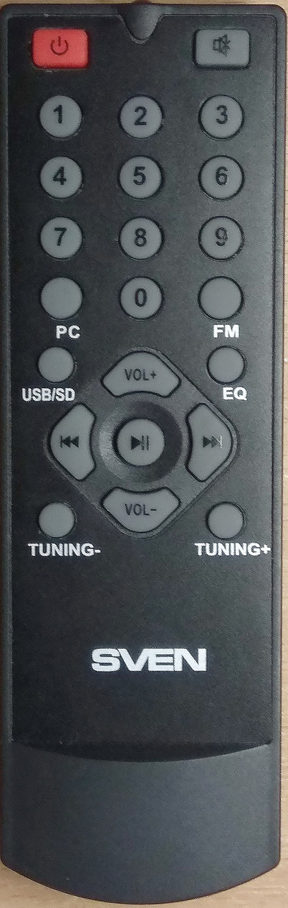 Пульт для акустики SVEN MS-307/304