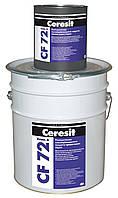 Ceresit CF72 10 кг Полиуретановое самовыравнивающееся покрытие промышленных полов (компонент А)