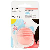 Бальзам для губ EOS pink Grapefruit Грейпфрут