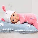 Кукла NEWBORN BABY ANNABELL - НЕЖНАЯ МАЛЫШКА (30 см, с погремушкой внутри), фото 3