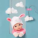 Кукла NEWBORN BABY ANNABELL - НЕЖНАЯ МАЛЫШКА (30 см, с погремушкой внутри), фото 4