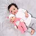 Кукла NEWBORN BABY ANNABELL - НЕЖНАЯ МАЛЫШКА (30 см, с погремушкой внутри), фото 7